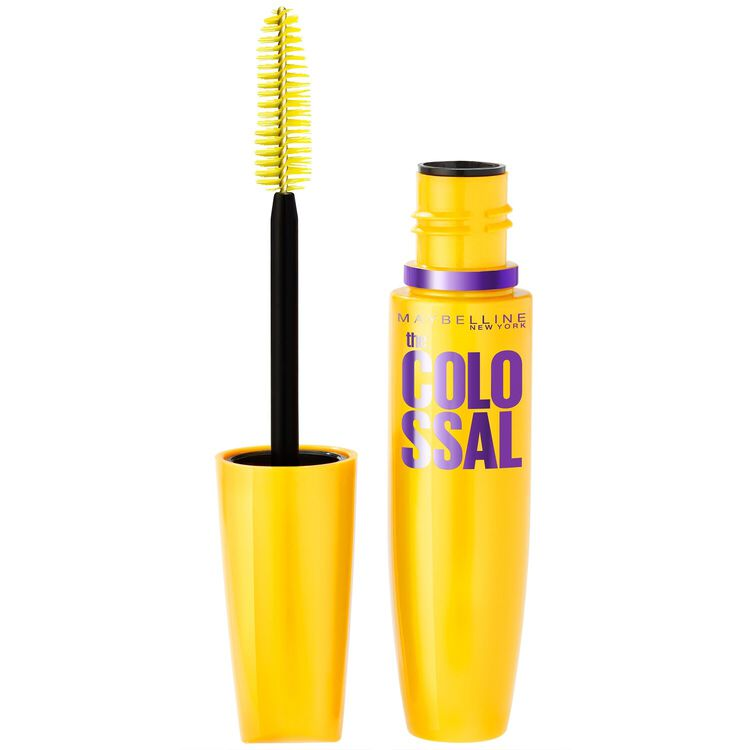 Volum' Express The Colossal Mascara Glam Black