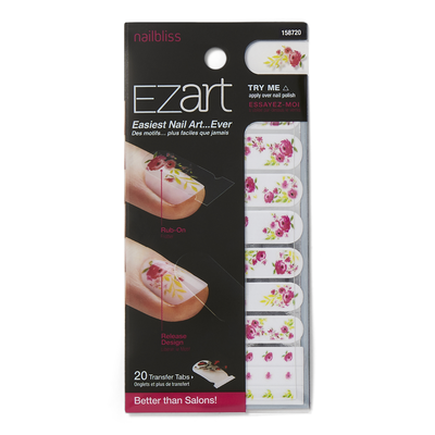EZ Art Decals Garden Party