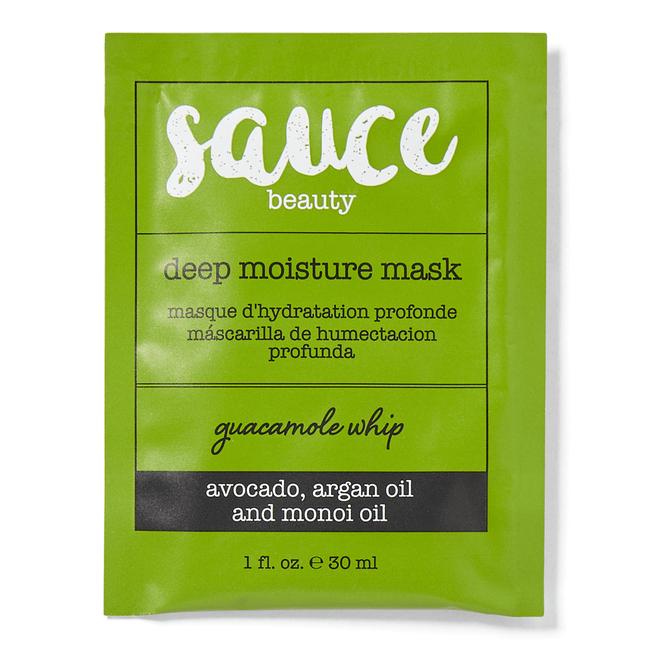 Guacamole Whip Deep Moisture Hair Mask Packette