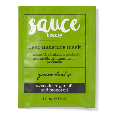 Guacamole Whip Deep Moisture Hair Mask Packette