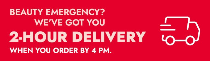 2-Hour Delivery when you order by 4 p.m. Shop now.