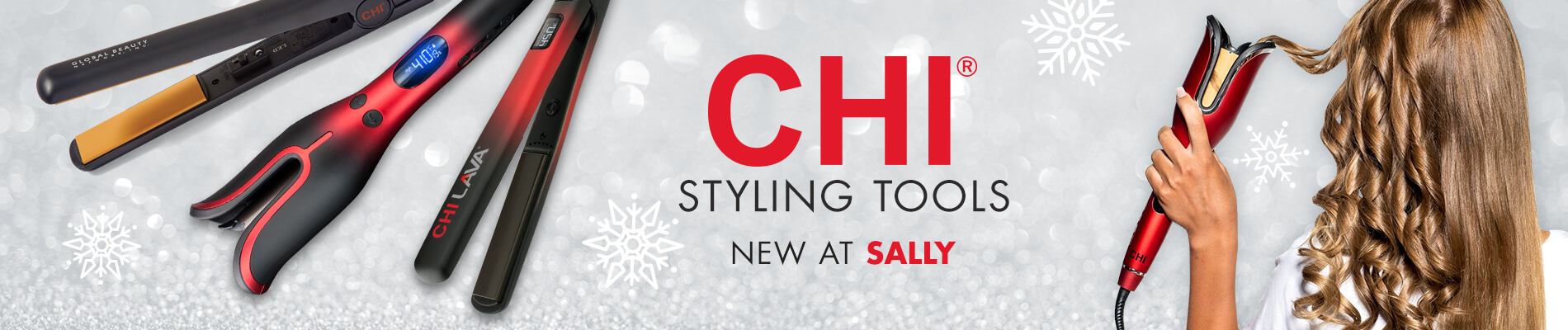 CHI Styling Tools