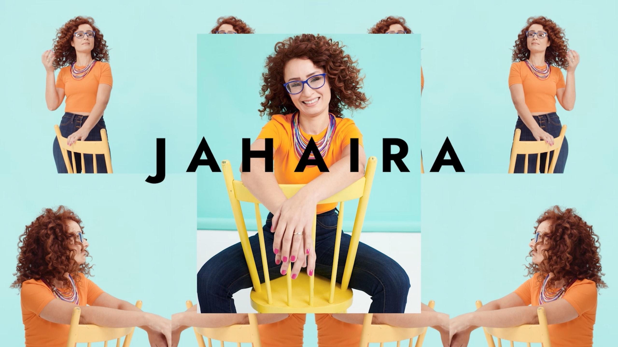 Watch Jahaira Hernandez discuss Hispanic Heritage Month