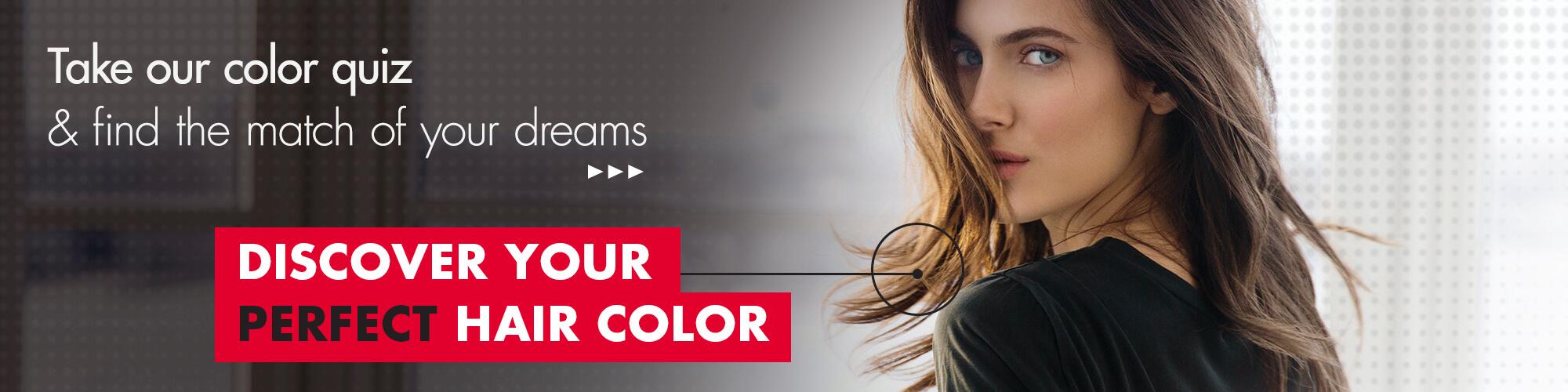Hair Color Quiz