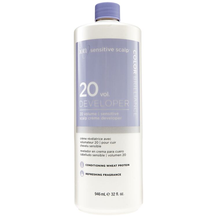 ion Sensitive Scalp 20 Volume Creme Developer
