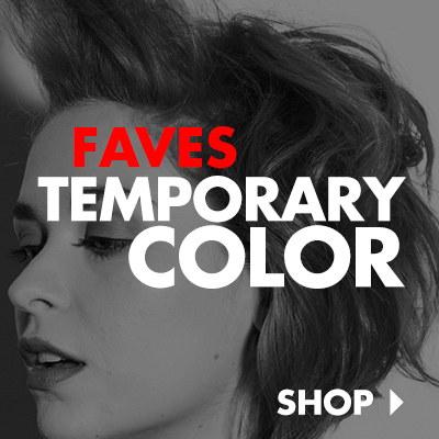 Shop temporary hair color