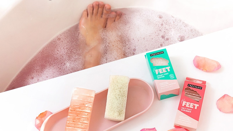 Get your feet ready for Summer with new pedicure essentials.