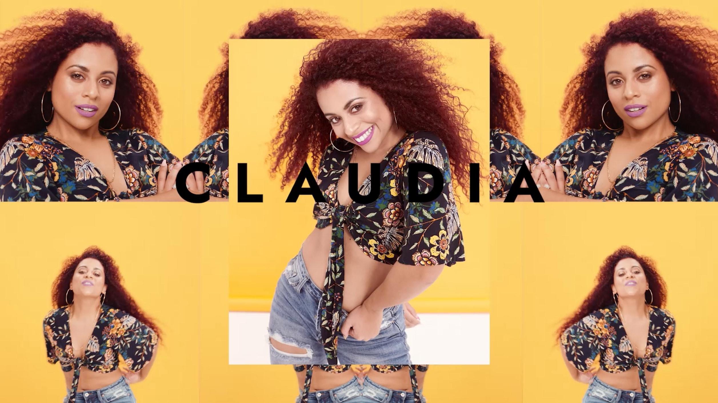 Watch Claudia discuss Hispanic Heritage Month