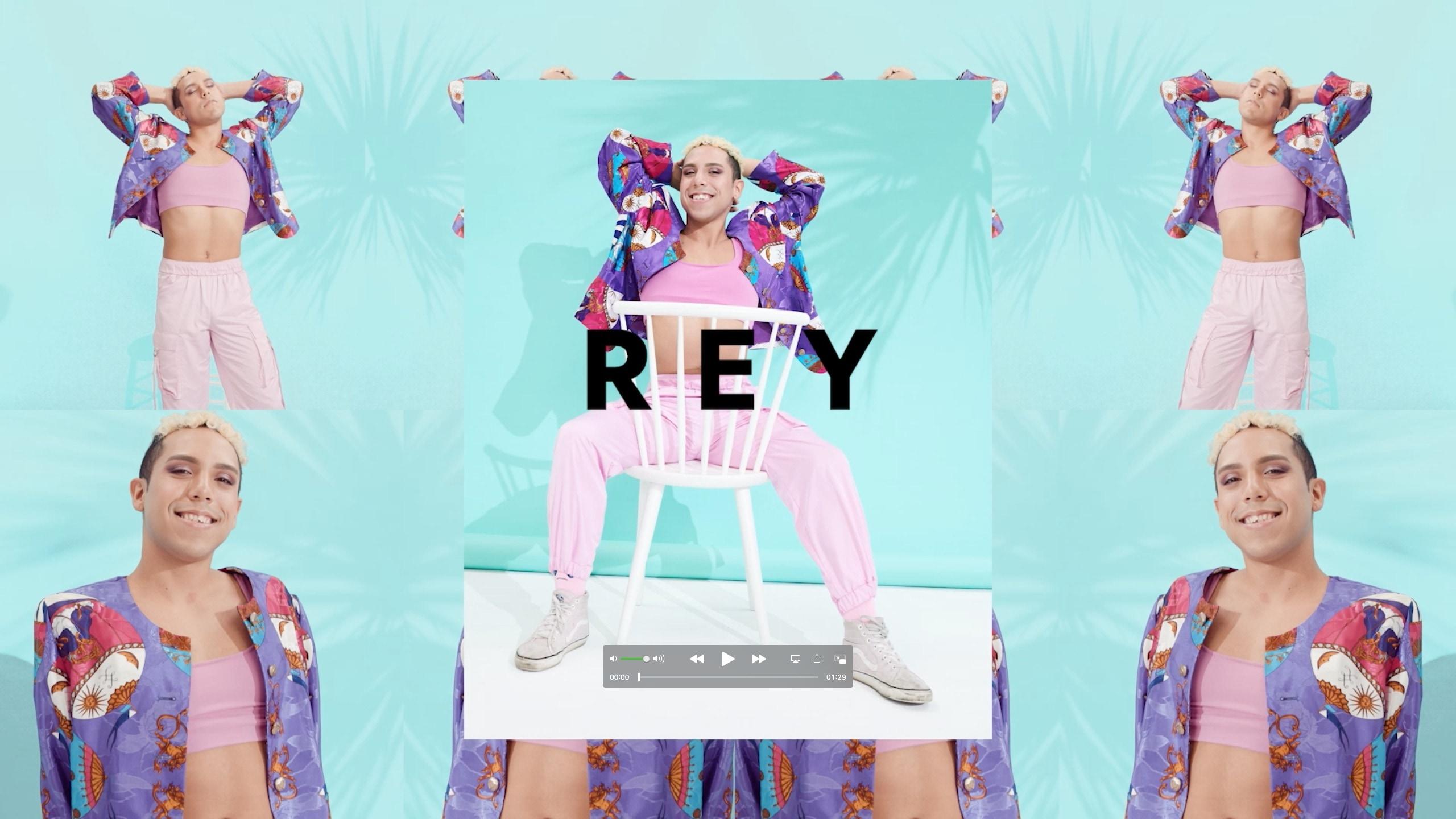 Watch Rey discuss Hispanic Heritage Month