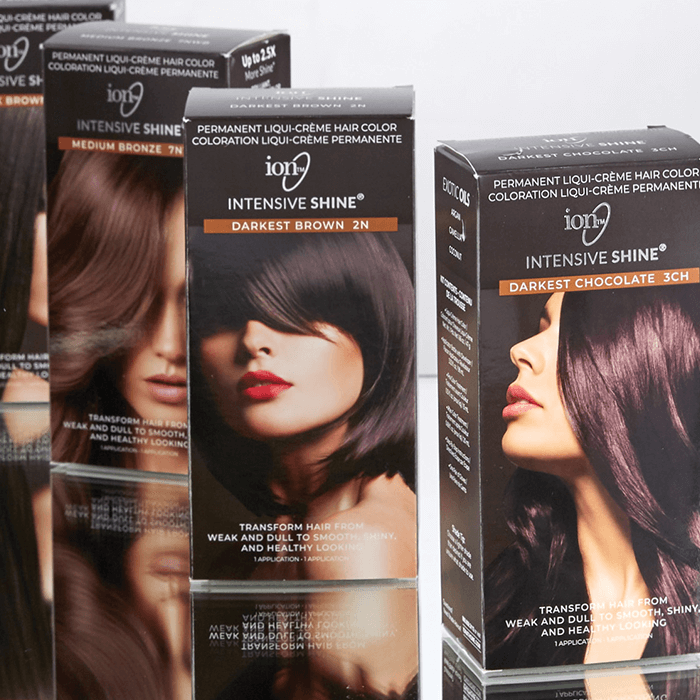 ion hair color kits