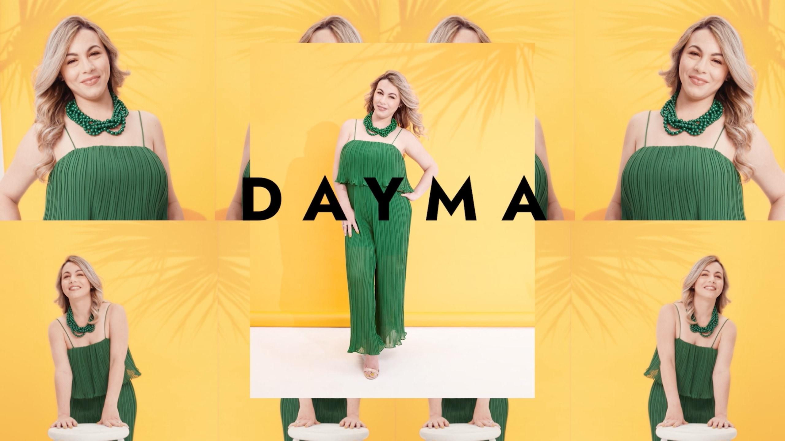 Watch Dayma Urbay discuss Hispanic Heritage Month