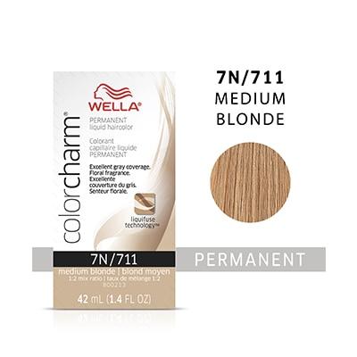 Permanent and Demi-Permanent Blonde Color & Kits