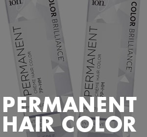 Permanent Hair Color