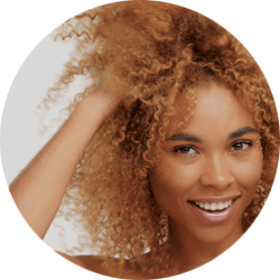 Textured Hair Color