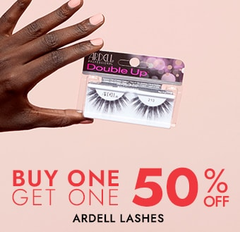 Buy 1 Get 1 50% Off Ardell Lashes