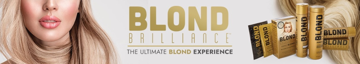 Blond Brilliance is the Ultimate Blond Experience