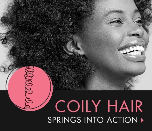 Coily Hair
