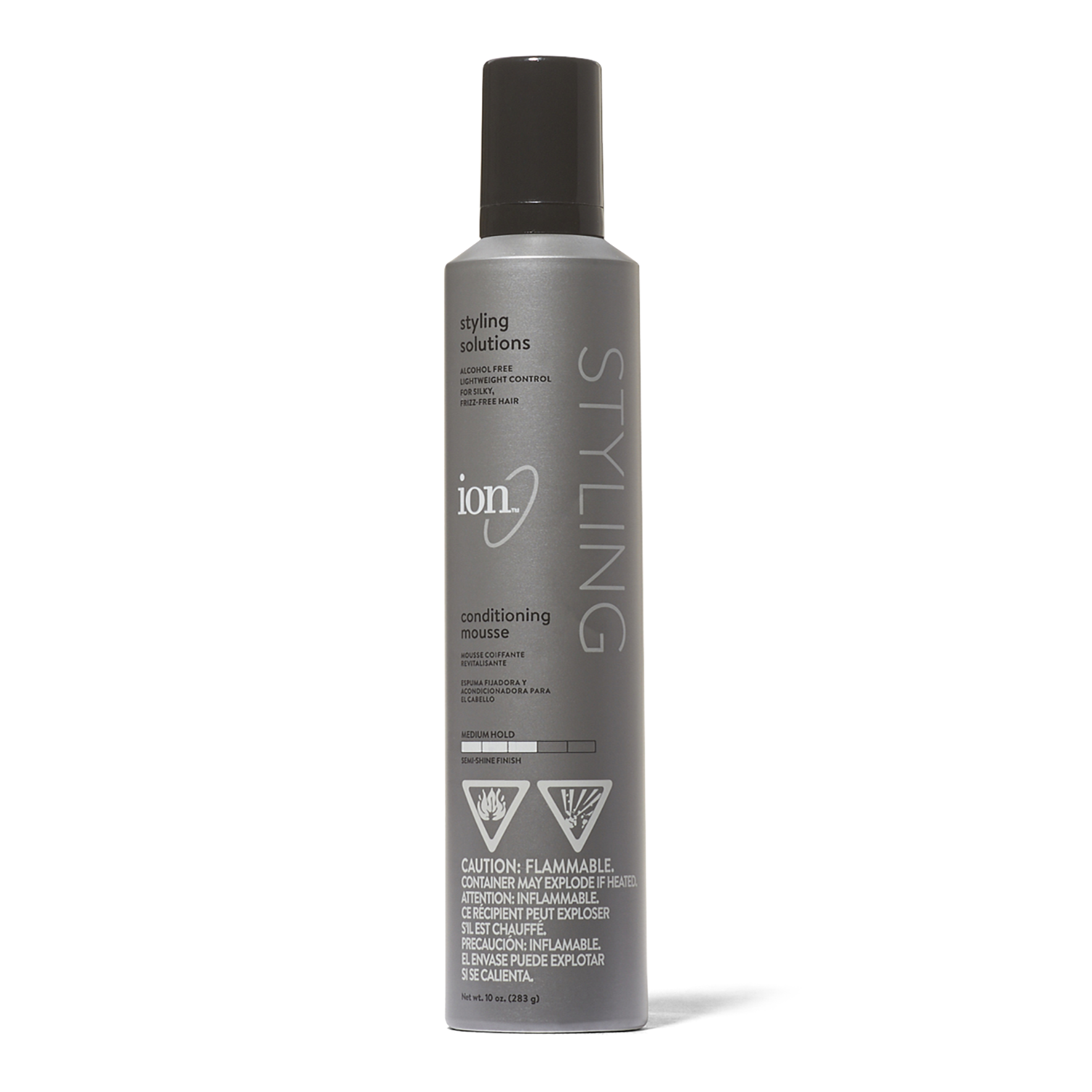 style hair with mousse ion styling mousse 5874 | SBS 302062