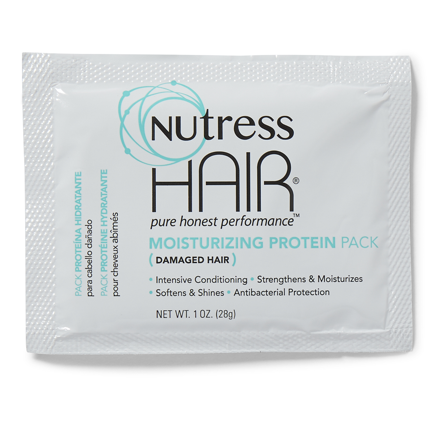 Sally Beauty coupon: Nutress Hair Moisturizing Protein Packette | 1 oz. | Sally Beauty
