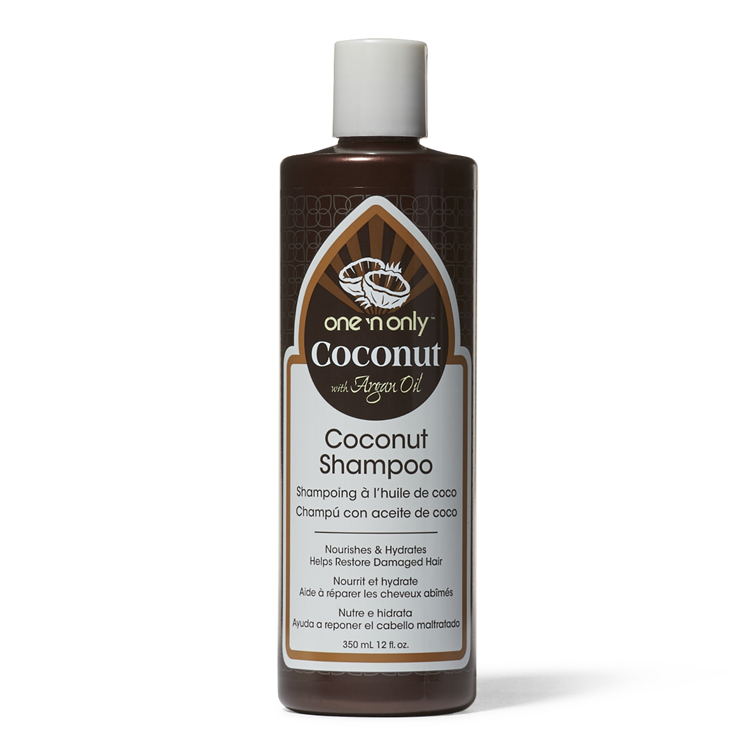 Coconut Argan Oil Coconut Shampoo By One N Only Shampoo