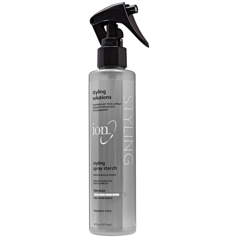 Hair Styling Spray Ion Styling Spray Starch