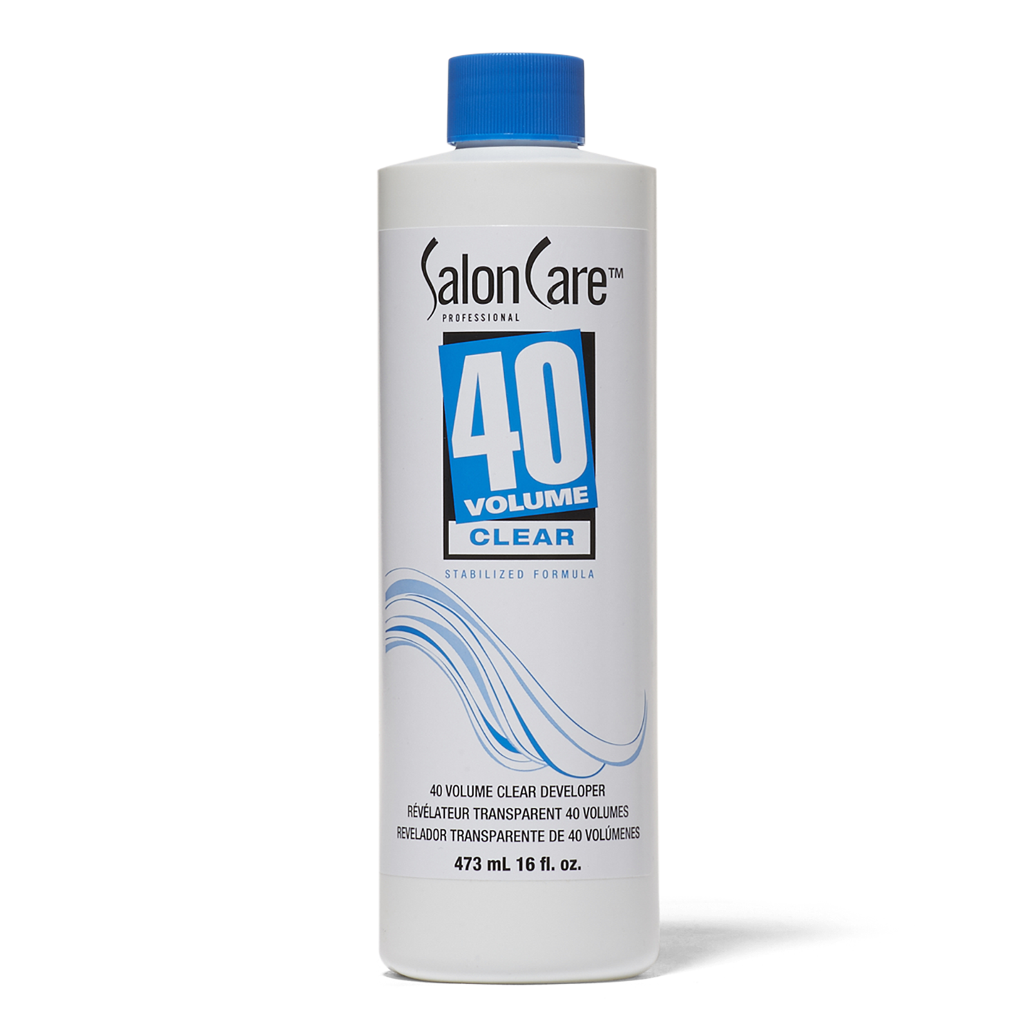 Salon Care Clear Developer 40 Volume