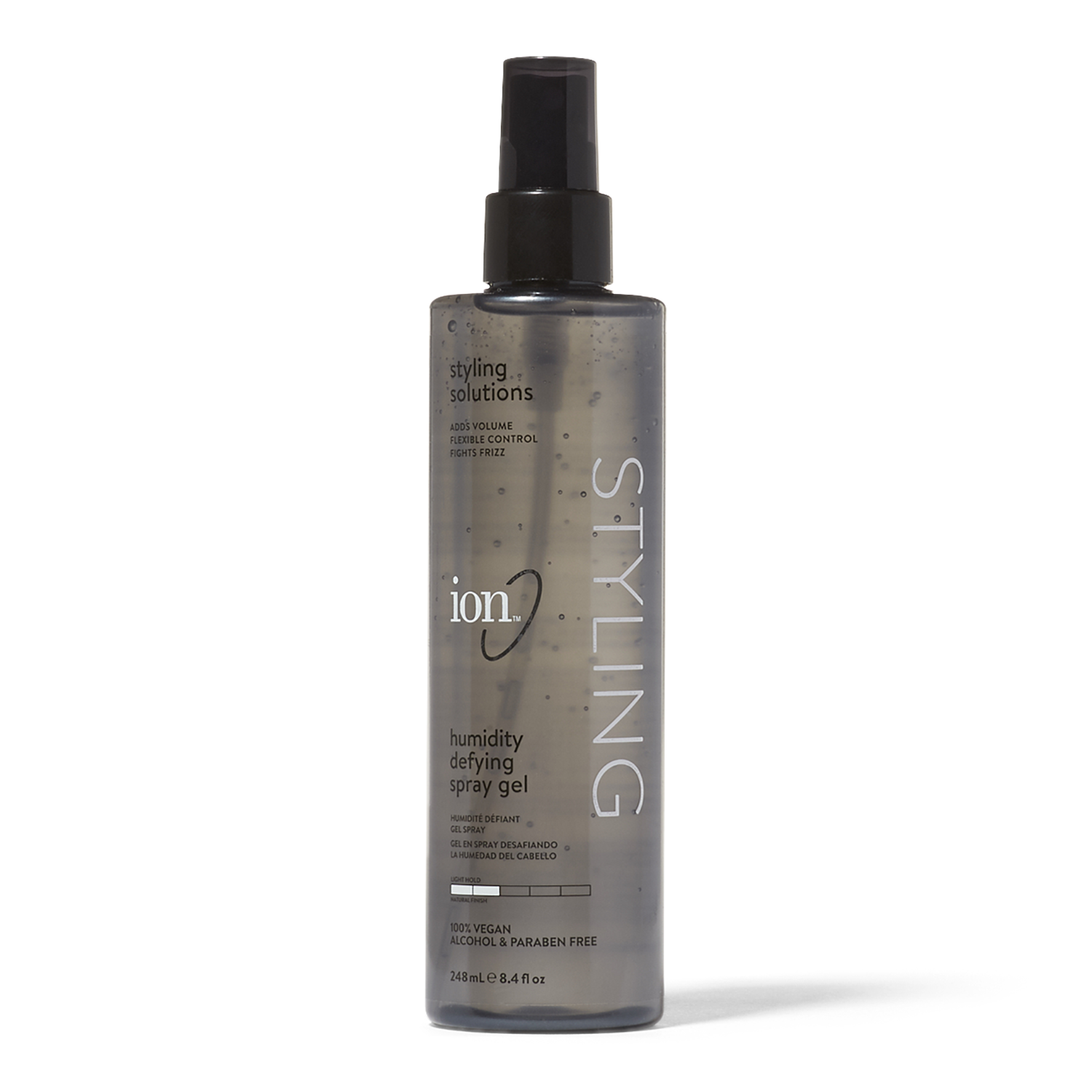 hair styling spray ion humidity defying spray gel 4939 | SBS 302056