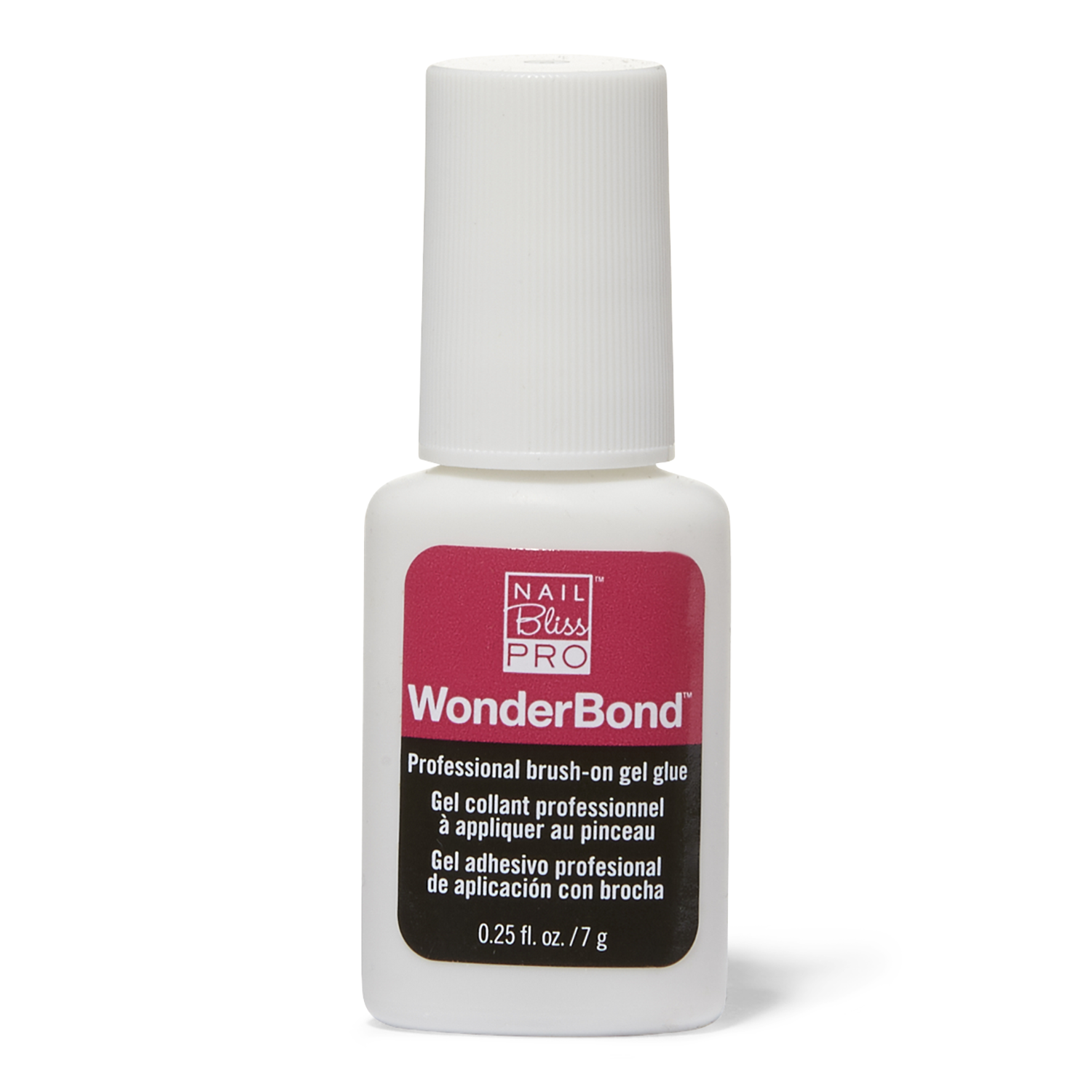 Nail Bliss Wonder Bond Brush On Glue Gel
