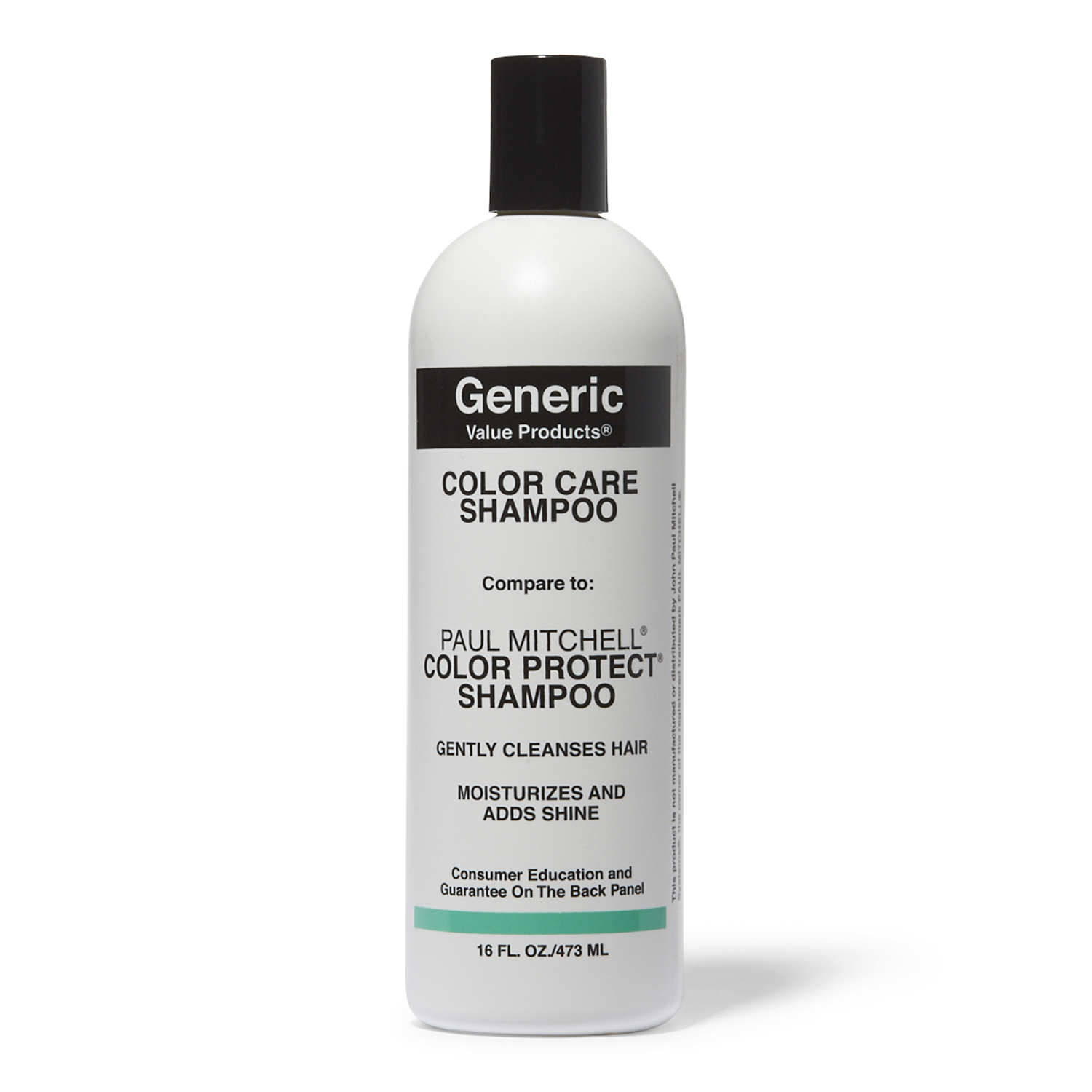 Generic Value Products Color Care Shampoo Compare To Paul Mitchell