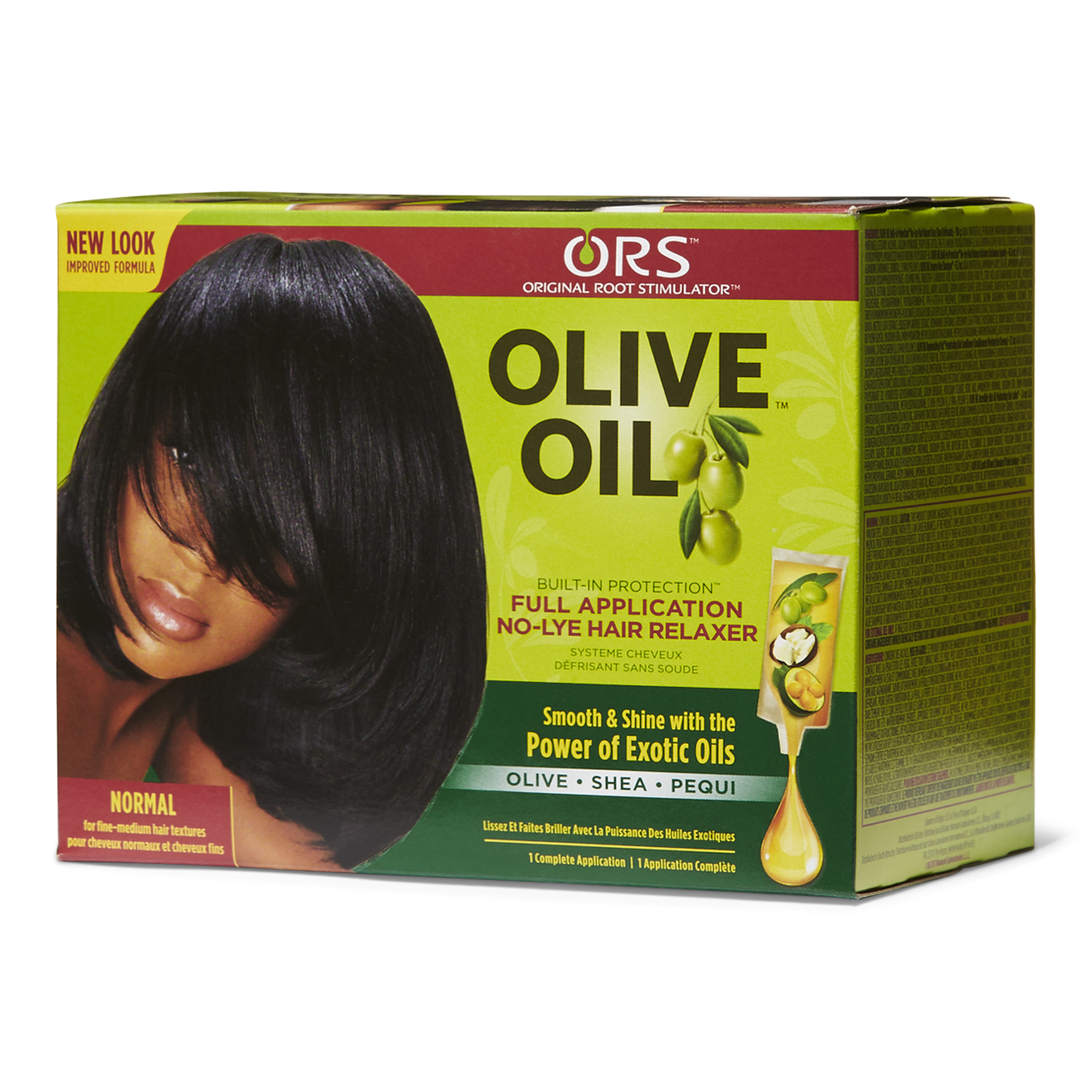 organic root stimulator normal olive oil built in protection no lye
