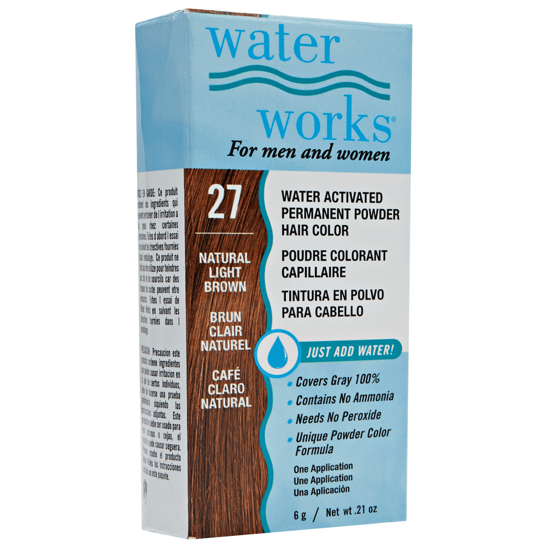 Waterworks Permanent Powder Hair Color