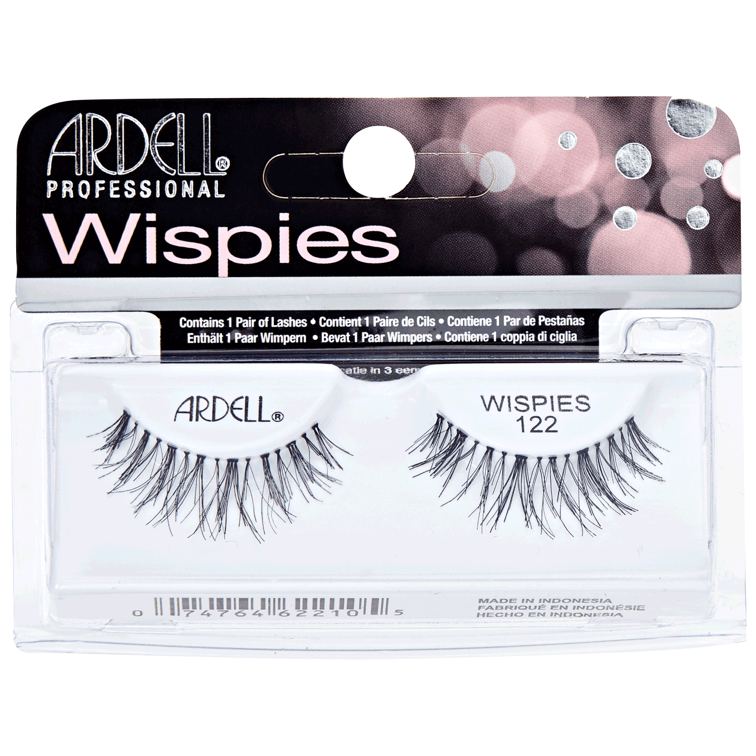122 wispies lashes by ardell