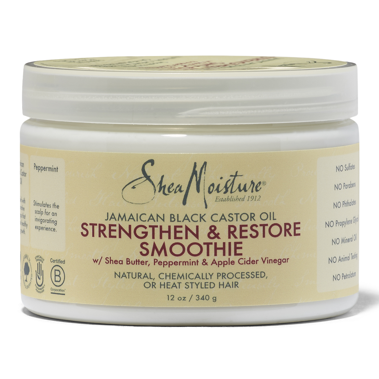 Sheamoisture Jamaican Black Castor Oil Strengthen Restore Smoothie