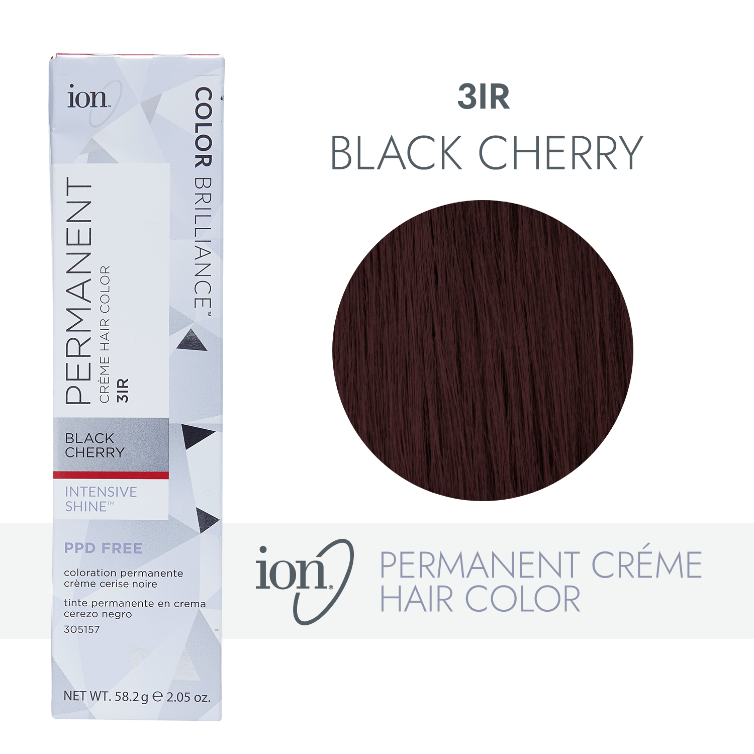 Ion Color Brilliance Master Colorist Series Permanent Creme Hair Color
