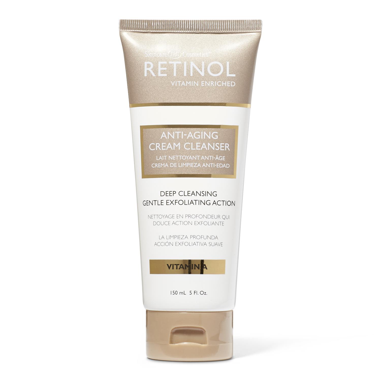 retinol aging