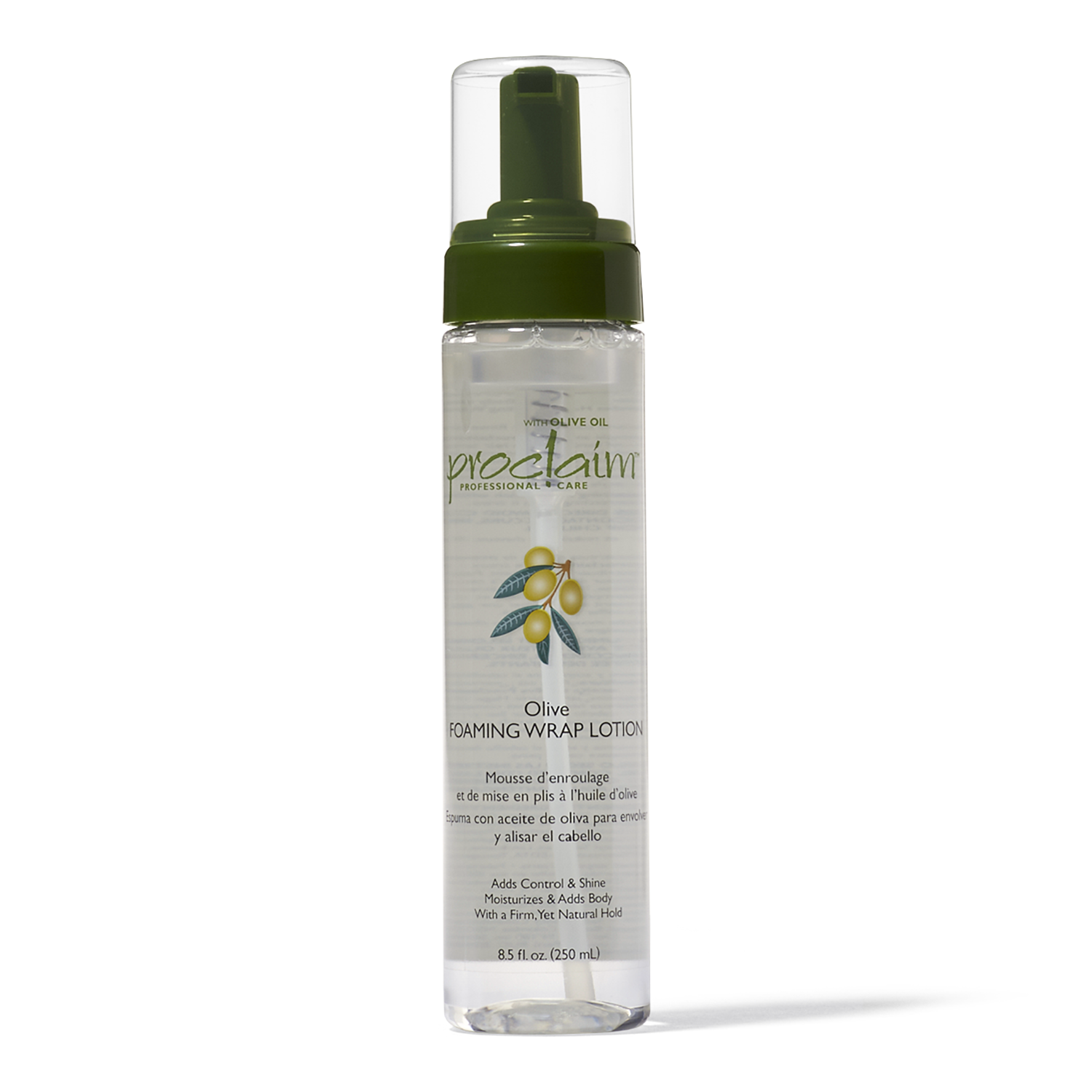 Proclaim Olive Oil Foaming Wrap Lotion
