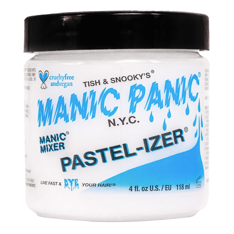 Sally Beauty coupon: Manic Panic Pastel-izer Manic Mixer & Hair Dye Medium | White | 4 fl. oz. | Sally Beauty
