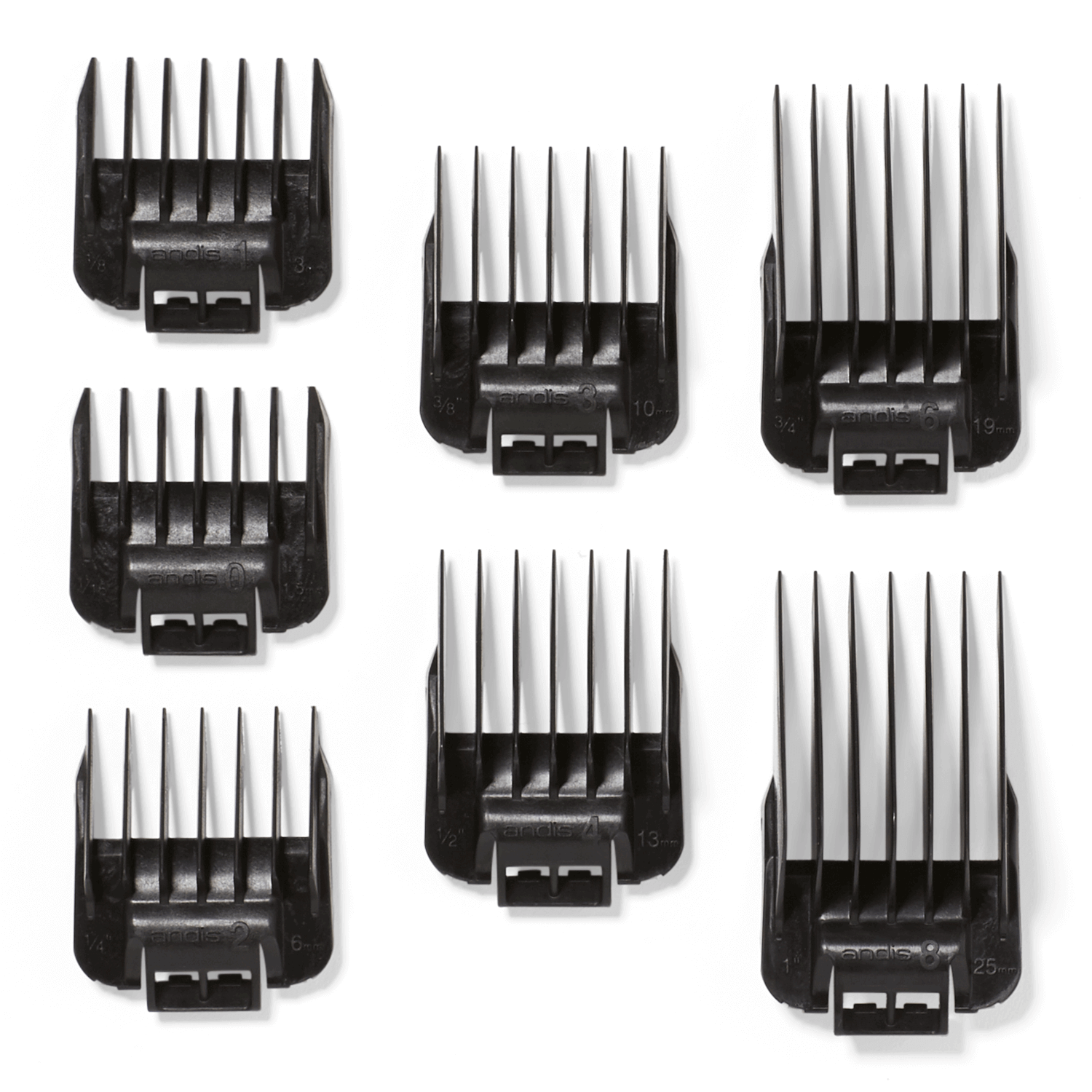 Sally Beauty coupon: Detachable Clipper Combs Set