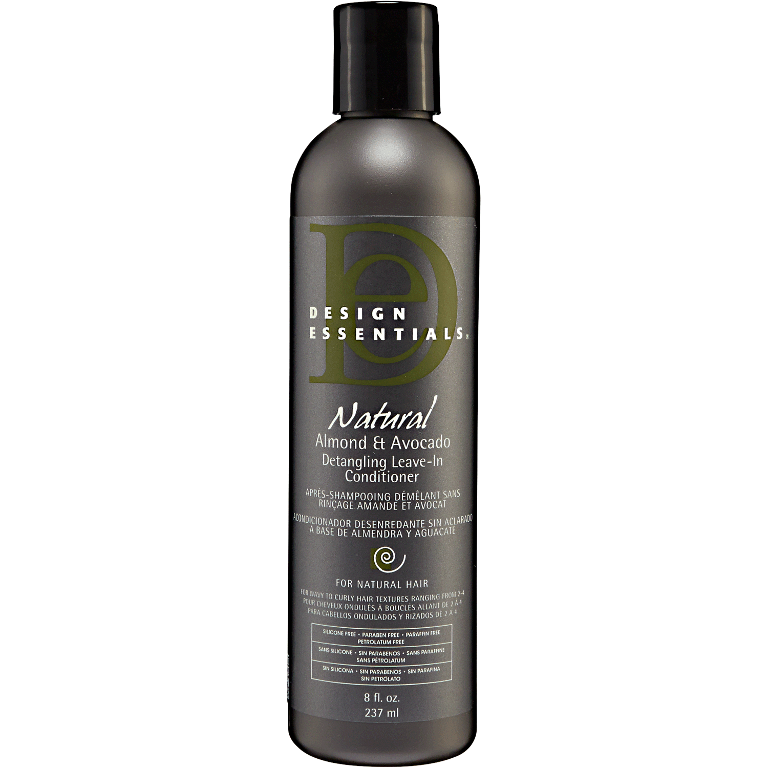 Design Essentials Detangling Leave In Conditioner By Almond