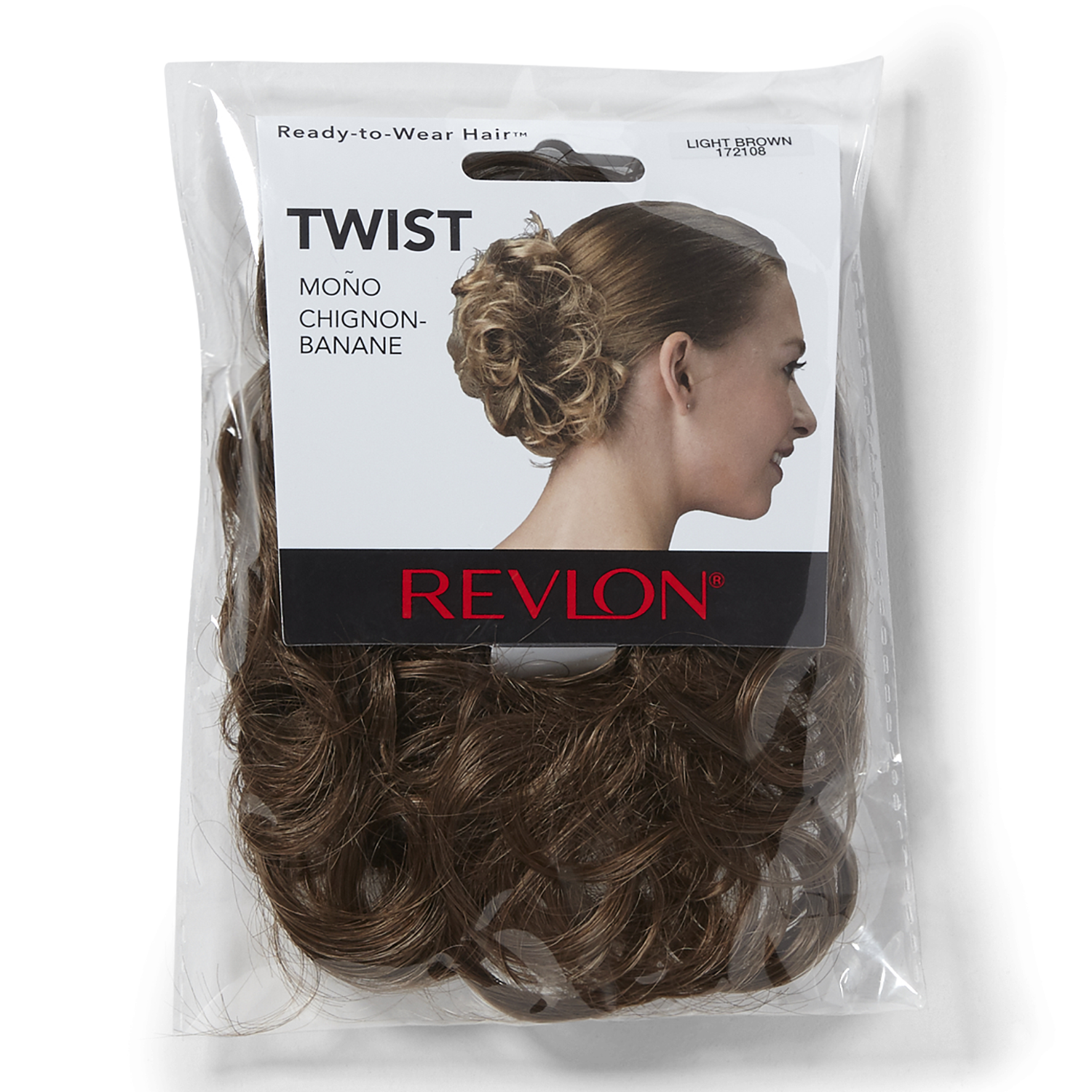 Revlon Spare Hair Twist Hairpiece