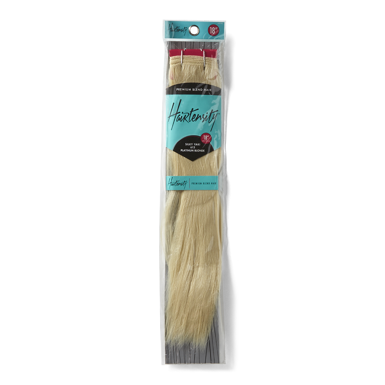 Hairtensity Human And Premium Blend Hair 18 Inch