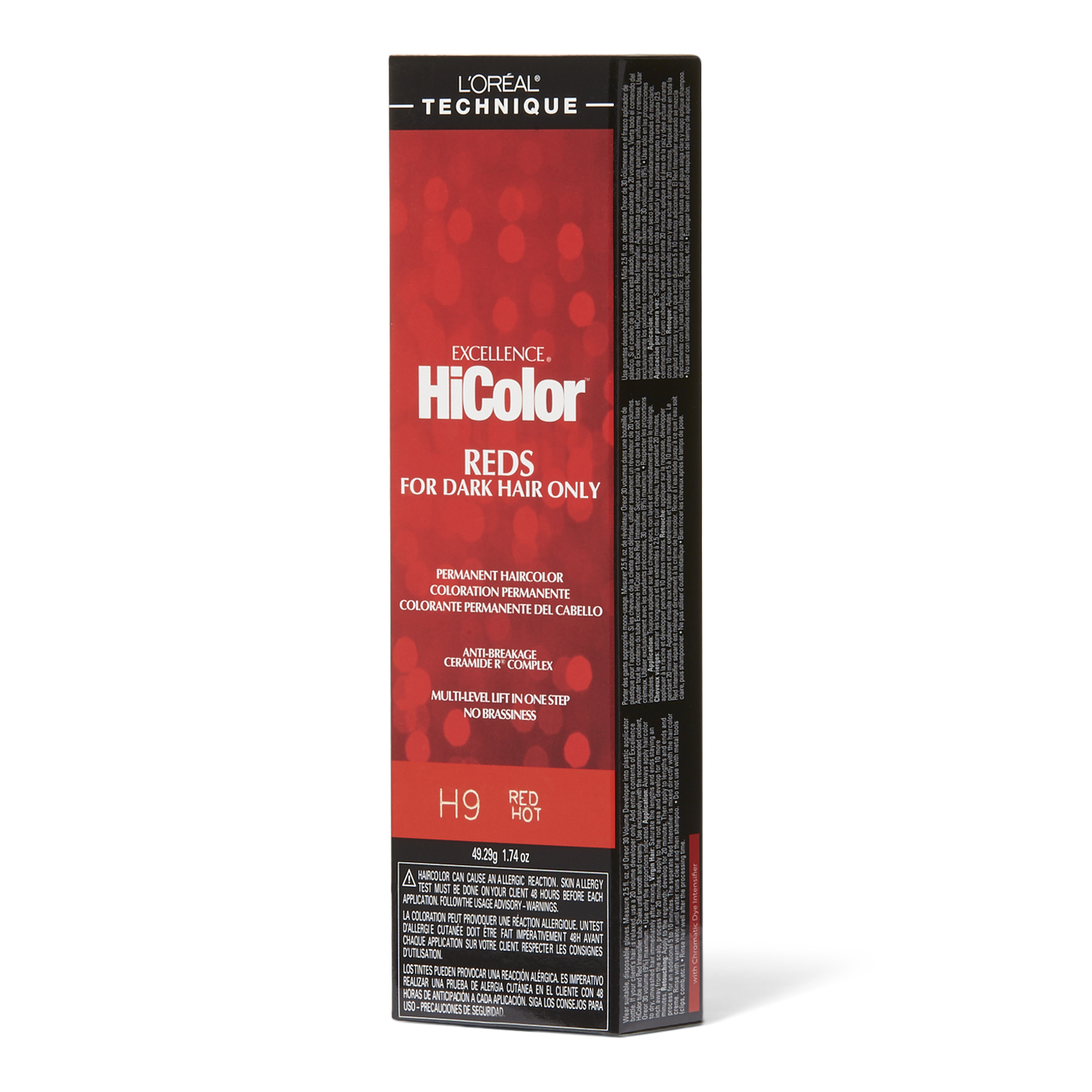 Loreal excellence hicolor permanent hair color geenschuldenfo Image collections