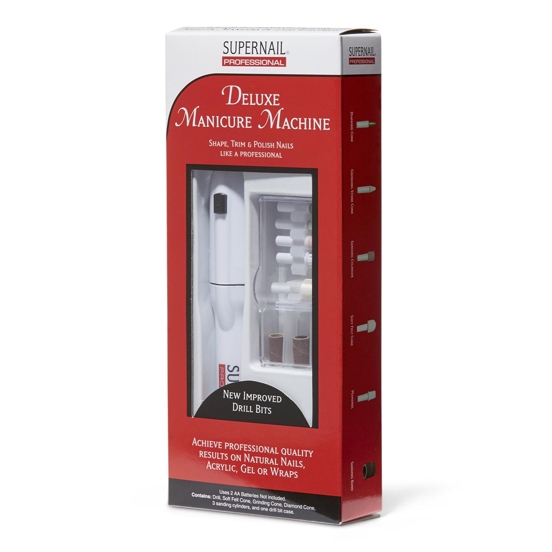 SuperNail Deluxe Manicure Machine