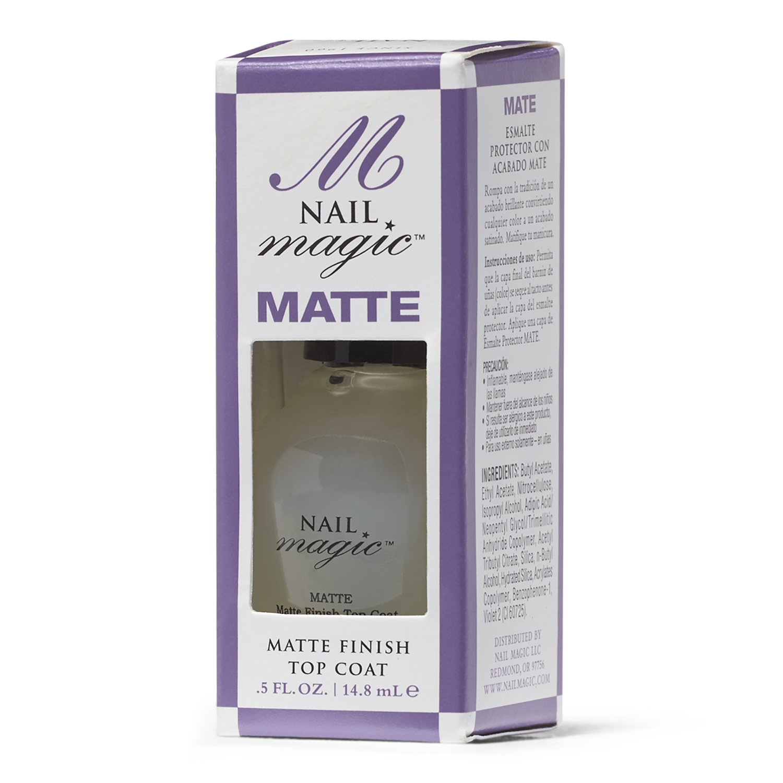 Nail Magic Matte Finish Top Coat