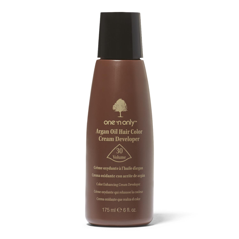 One N Only Argan Oil Hair Color Cream Developer 30 Volume