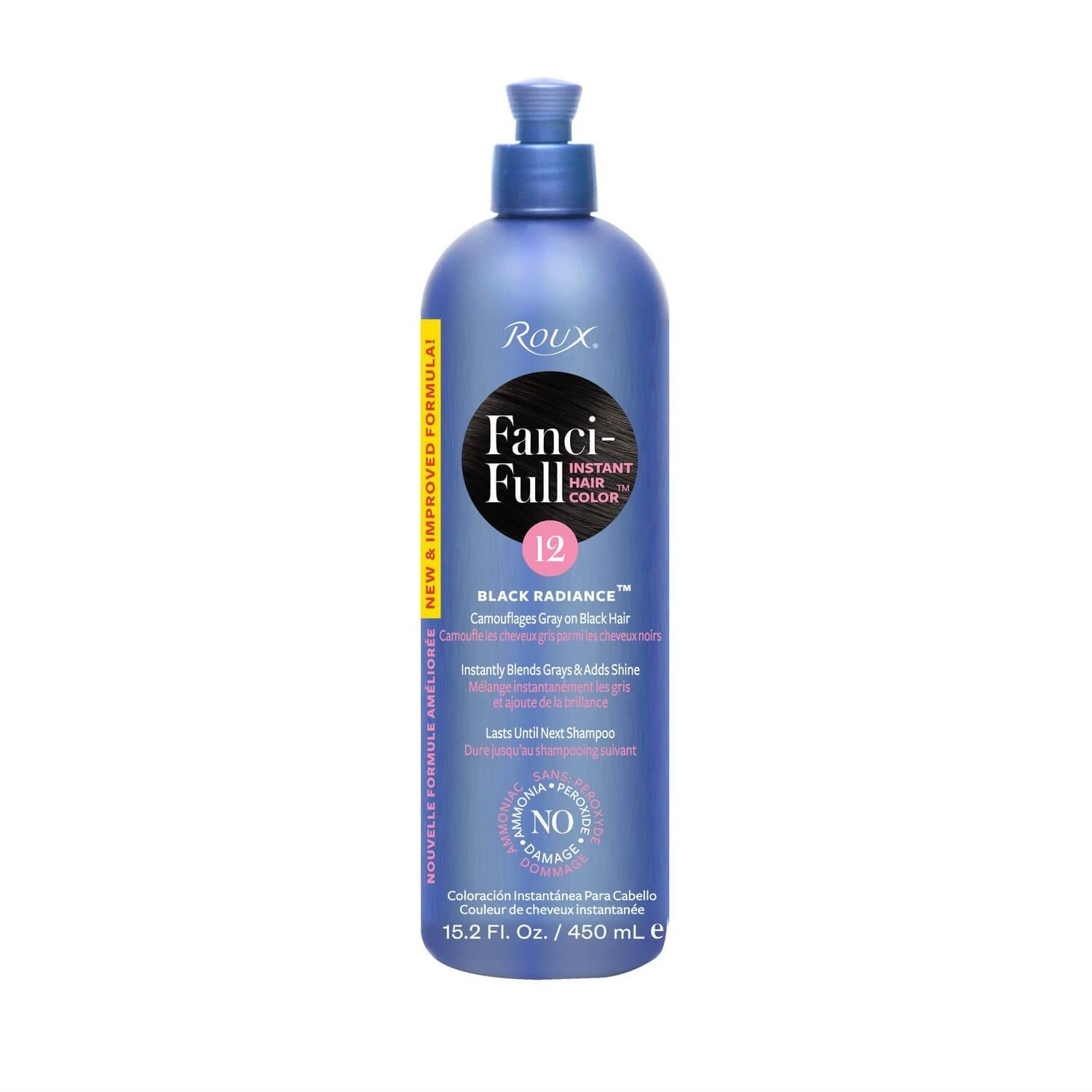 Fanci Full Rinse Color Chart Rebellions