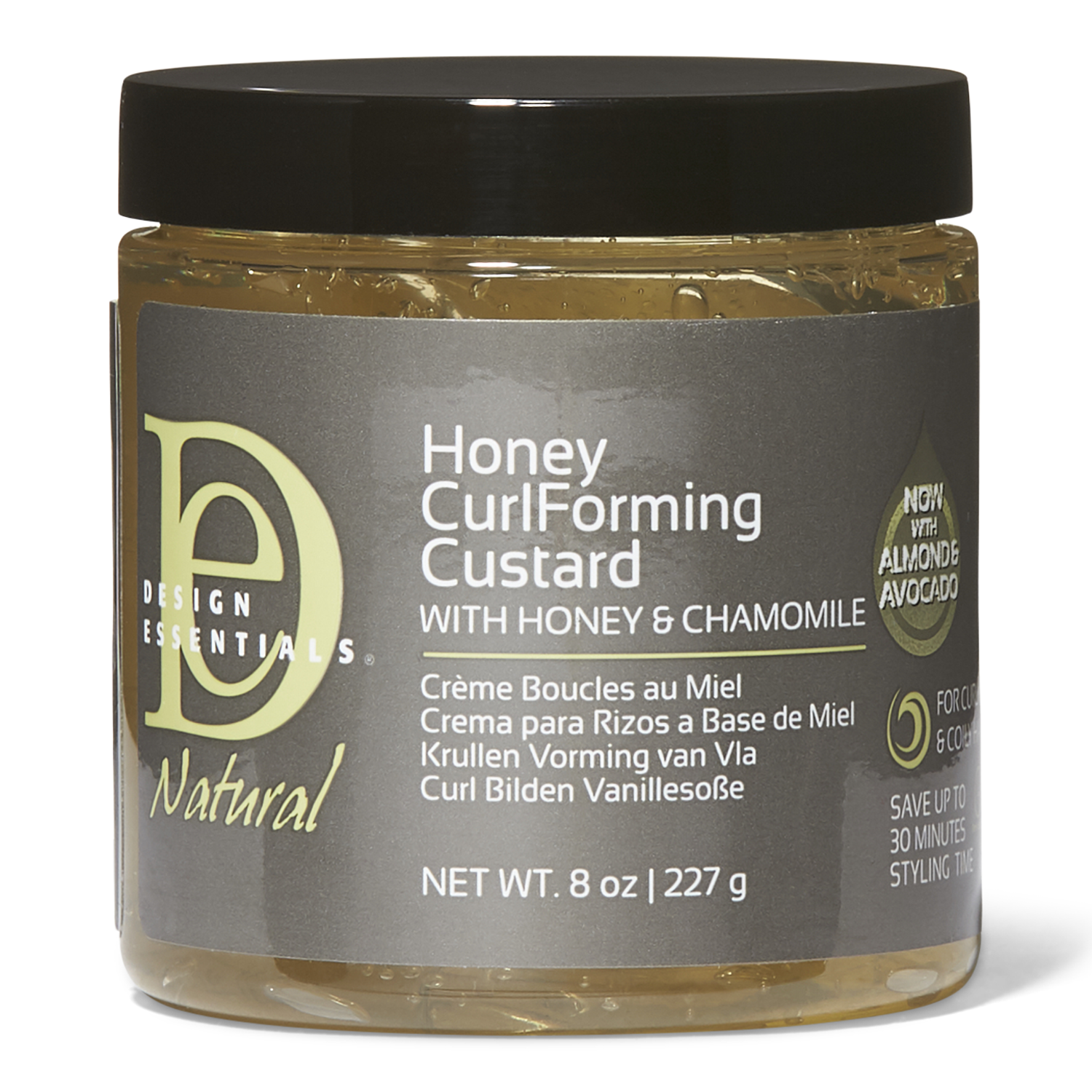 Sally Beauty coupon: Honey Curl Forming Custard
