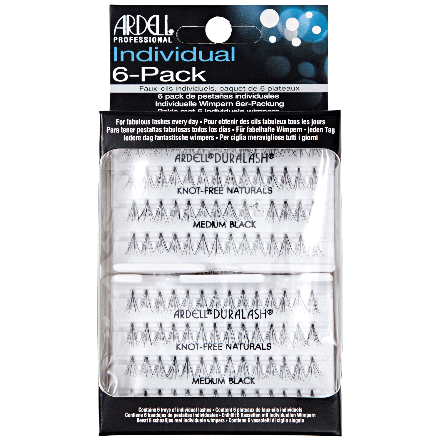 Sally Beauty coupon: Individual 6 Pack Medium Lashes