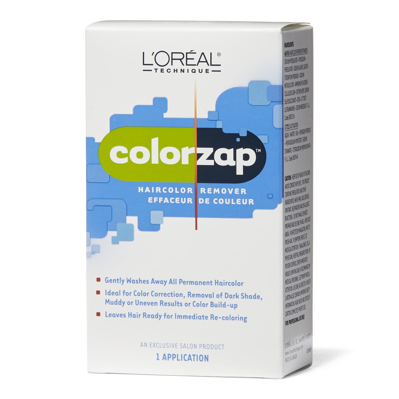 Loreal Colorzap Haircolor Remover