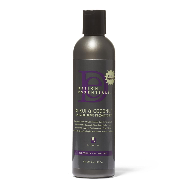 Design Essentials Kukui Coconut Hydrating Leave In Conditioner